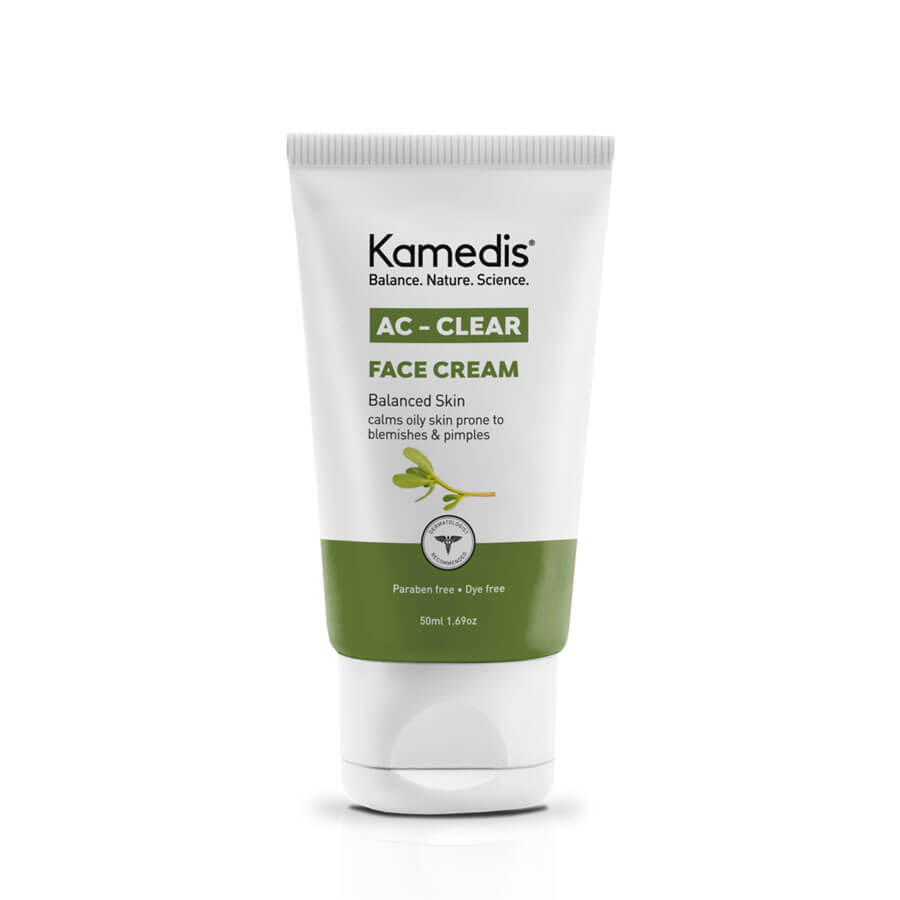 Крем для лица AC Clear Face Cream Kamedis